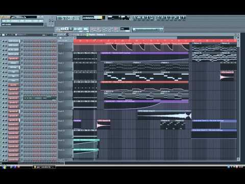 Gaia – carnation (FL studio remake)+FLP