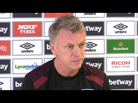 David Moyes Full Pre-Match Press Conference - Watford v West Ham - Premier League