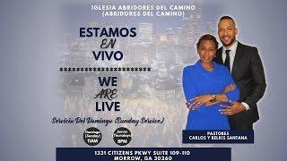 Abridores Del Camino - Dios Tiene El Plan (Pastor Carlos Santana)