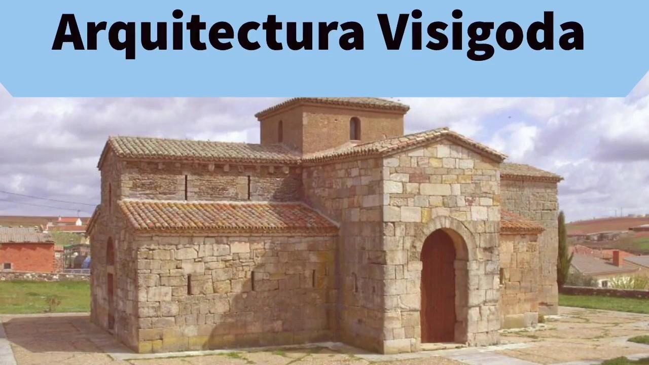 Principales caracter sticas de la arquitectura visigoda for Conceptualizacion de la arquitectura