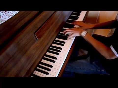Kun Anta - Humood AlKhunder -  My piano cover