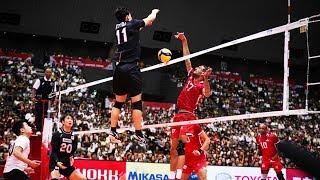 Yuji Nishida | Monster of the Vertical Jump | Volleyball Wolrd Cup 2019 (HD)