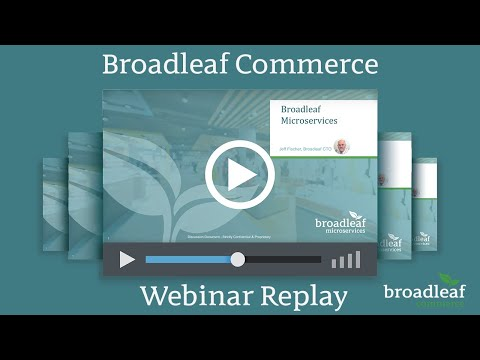 Multi-Site, Multi-Tenancy, and Marketplaces with Broadleaf