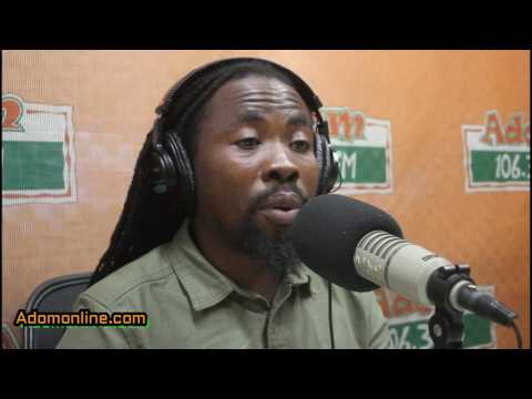 I am not a legend in Ghana music yet – Obrafour