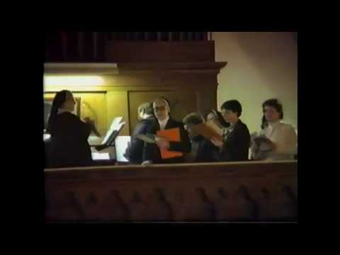 St. Mary's 7:30 Mass  12-24-85