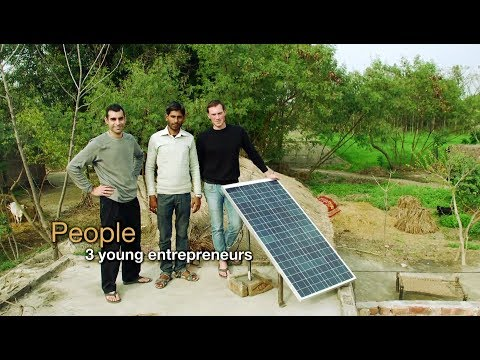 Stories of off-grid electrification from remote parts of Ind