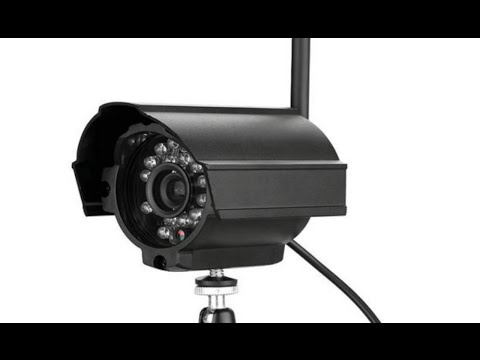 2 Digital Cameras with 9 LCD Monitor DVR Wireless Kit Home CCTV Security System & what it's worth