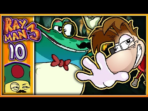 Moggy & Jonny lieben Rayman 3! - [Spuckt ihm ins Gesicht] #10