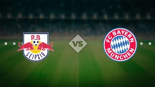 Прогноз на матч Чемпионата Германии Лейпциг - Бавария смотреть онлайн бесплатно 03.04.2021