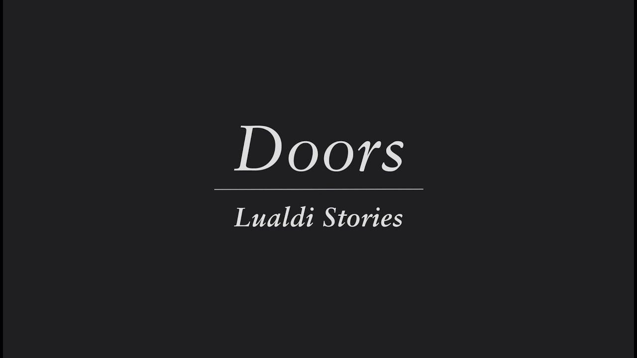 Doors. Lualdi Stories 2020