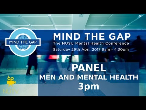 Men and Mental Health Panel - Mind The Gap - Mental Health ...