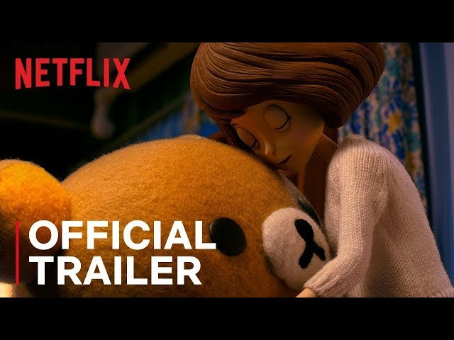 Rilakkuma and Kaoru | Official Trailer | Netflix