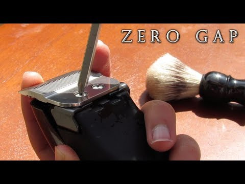 Zero Gap Any Clippers In 4 Minutes | Tip #15 | Barber Equipment