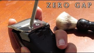 Video Tip #15: Zero Gap Any Clippers in 4 Minutes || Barber Equipment || How to Cut Men's Hair || Tutorial download MP3, 3GP, MP4, WEBM, AVI, FLV Mei 2018