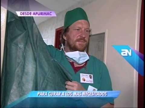 America TV el 1 de julio del 2010