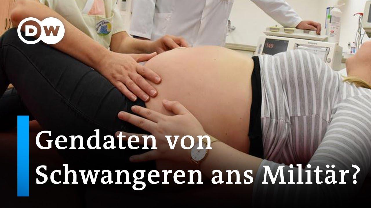 Chinesische Genfirma BGI soll weltweit Gendaten von Schwangeren sammeln | DW Nachrichten