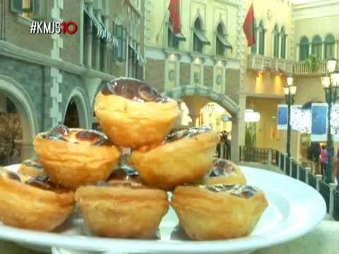 Kapuso Mo, Jessica Soho: Macau: a fusion of delicacies