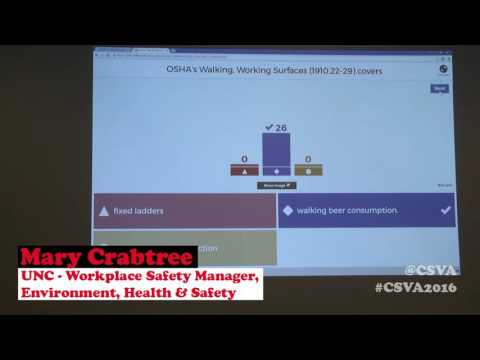 2016 CSVA Conference - Safety Truths, Lies, and Video Tape - 05/11/16
