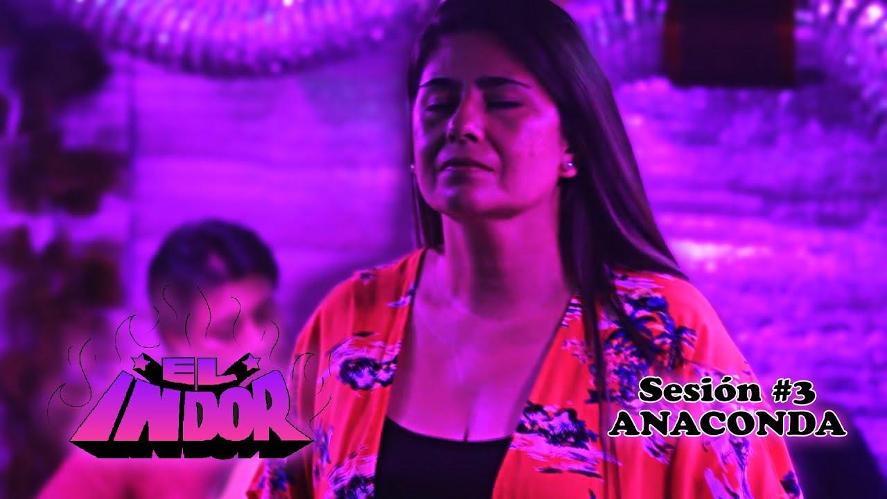"""""""EL INDOR"""" Sesión #3 - GRUPO ANACONDA (Acústico)"""