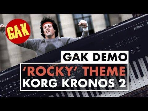 Korg Kronos 2 Music Workstation 88