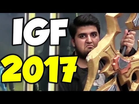 IGF 2017!! SCRIPTTEN BAN YEDİĞİM HİKAYEYİ ANLATTIM!