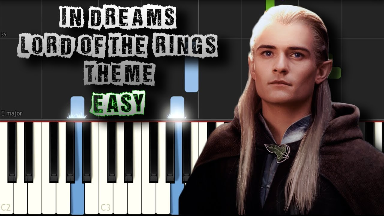 Lord of the ring theme song download.