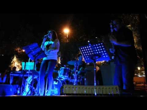 Black Ice {Love for Sale} Amman Jazz FEstival 2015