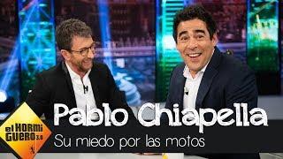 Pablo Chiapella recuerda el accidente con el que cogió miedo a las motos - El Hormiguero 3.0
