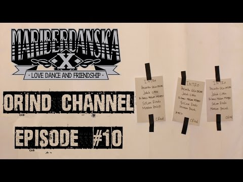 ORIND CHANNEL Episode #10 (#ORINDgig's FULL PERFORMANCE Mari BerdanSKA 10 BANDUNG)