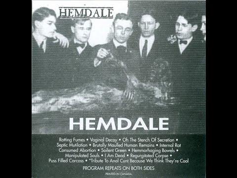 Hemdale - Hemdale Demo Tape [1994]