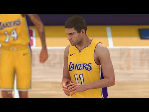 1st Official NBA 2K18 Game - Ronnie2K (TWolves) vs. LD2K (Lakers) presented by Reeses Puffs Cereal