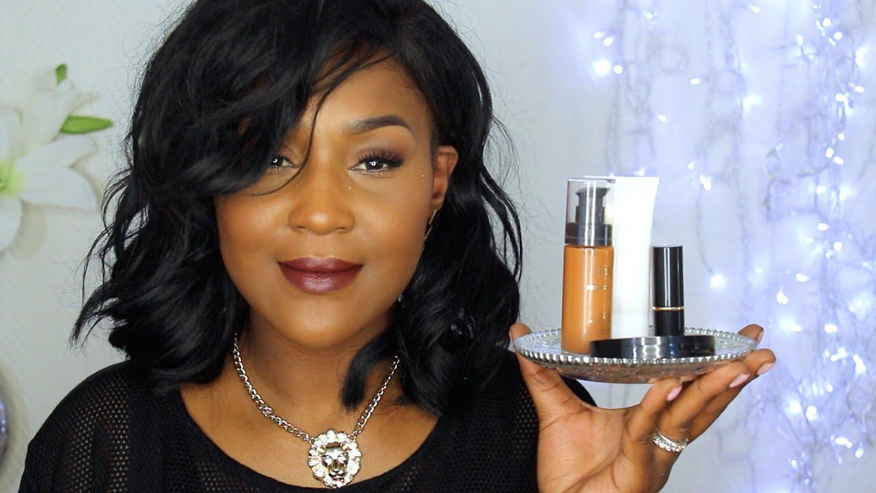 Laura Sim\u0027s maquillage pas chère de très bonne qualité pour peaux noires et  métissées , YouTube