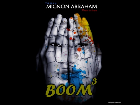 Mignon Abraham - BOOM³ (Audio lyrics)