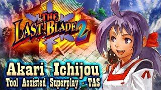 【TAS】THE LAST BLADE 2 (GEKKA NO KENSHI 2) - AKARI ICHIJOU