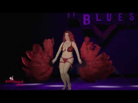 Blaze - The 9th Annual New Orleans Burlesque Festival