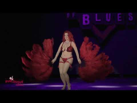 Blaze - The 9th Annual New Orleans Burlesque Festival