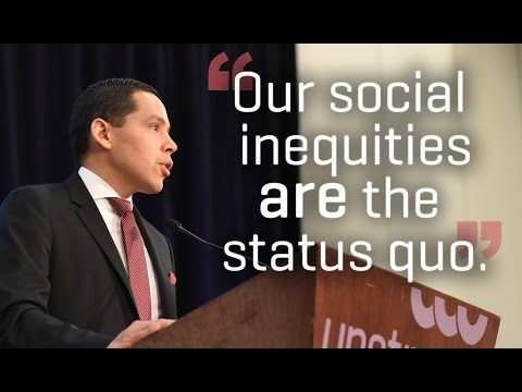 Our social inequities are the status quo | Natan Obed