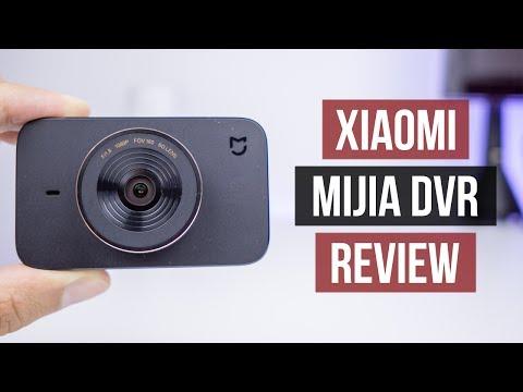 Xiaomi MiJia Car Dash Cam DVR Review