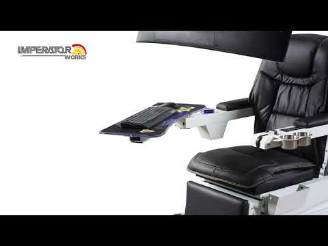 IW-R1 CHAIR KEYBOARD TRAY OPEN/CLOSE