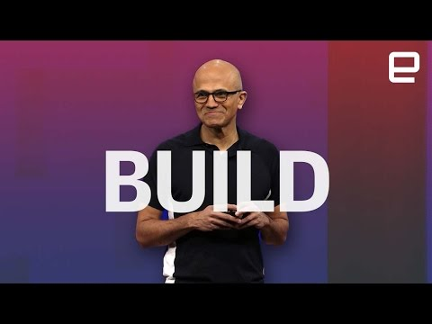 Microsoft Build 2017 Keynote in Under 14 Minutes