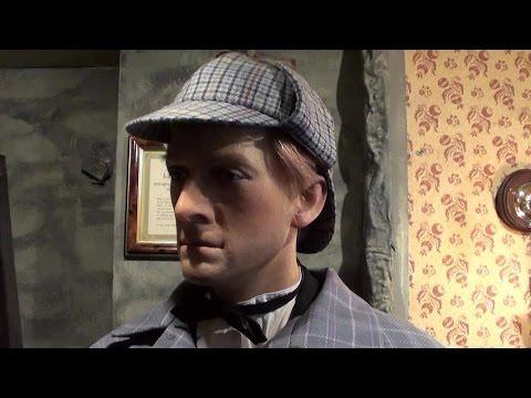Sherlock holmes address house