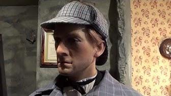 Sherlock Holmes Museum -221B Baker Street, London walk-through tour