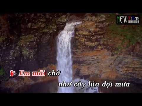 [ Karaoke HD ] Người Chồng Xa Xứ - Dương Ngọc Thái ft Vĩnh Thuyên Kim