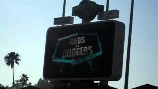 Cincinnati Reds vs Los Angeles Dodgers Pre Game part 3