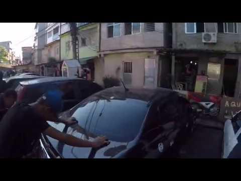 Operação policial realizada na Favela do Arará, Rio de Janeiro