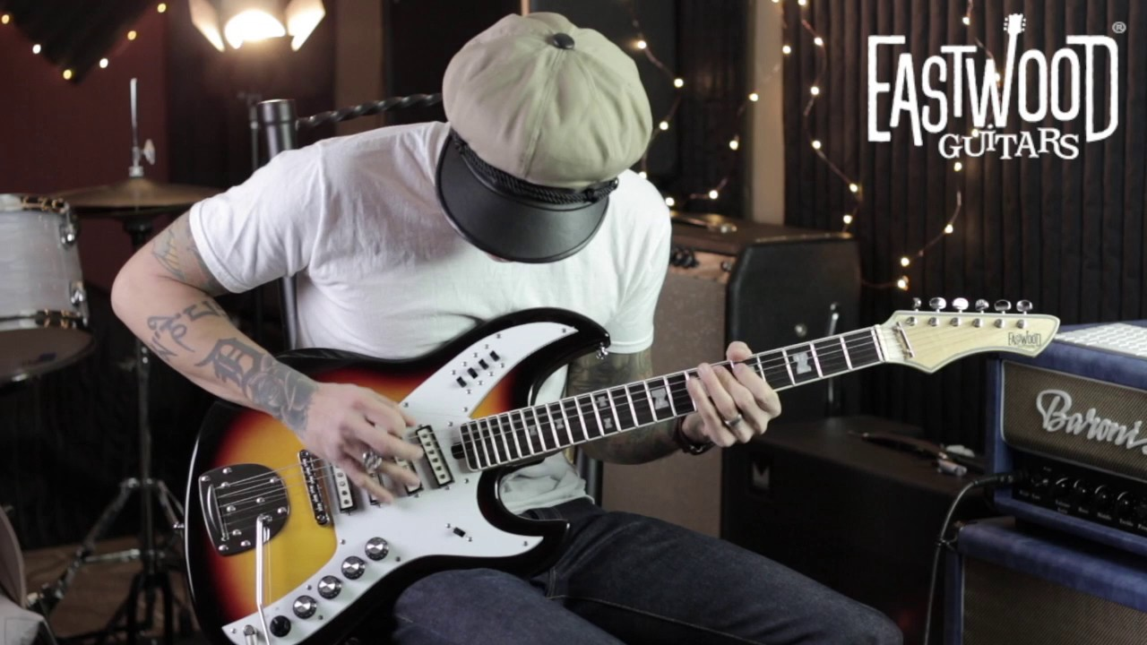 Eastwood Norma EG 521-4 - RJ Ronquillo demo on