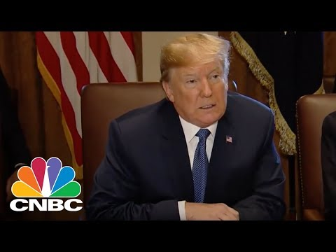 President Donald Trump: Starting The Process Of Terminating The Diversity Lottery Program | CNBC