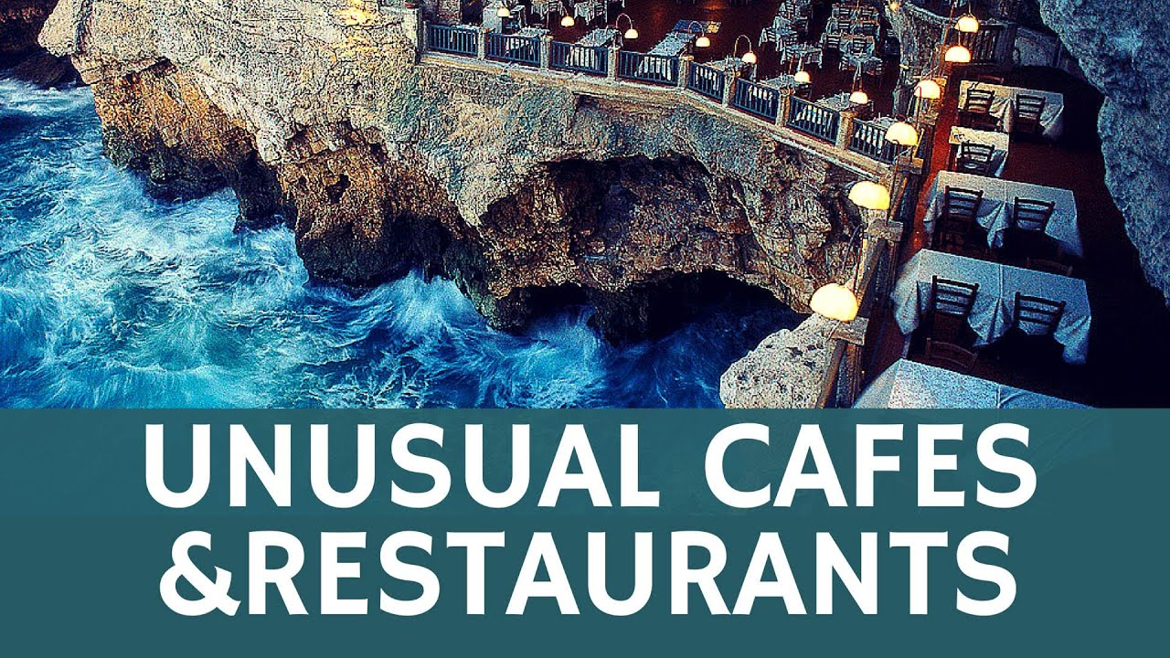 10 unusual RESTAURANTS, bars & cafes with weird interior ...