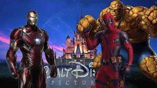 I Fantastici Quattro, gli X-Men e Deadpool nel MCU!!!!