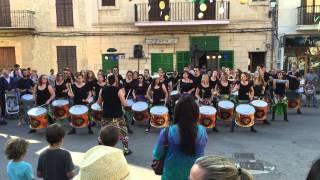 Sandungueros Samba a la Festucada Gorimba de Selva